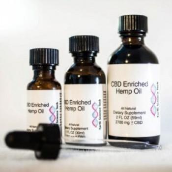 Hemp Seed Oil+ (THC-CBD)