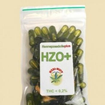 Hemp Seed Oil + Capsules